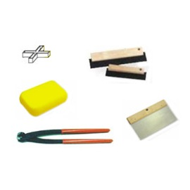 Promo kit de pose carrelage - Kit reparation eclat carrelage ...