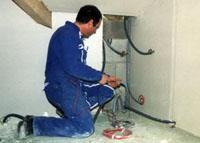 conduit electrique encastre normes