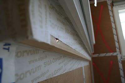 liaison mur briques beton pose carrelage